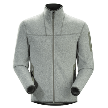FLEECE-ARC-TERYX-M-COVERT-CARDIGAN-HOMBRE-LIGHT-GRAY-L